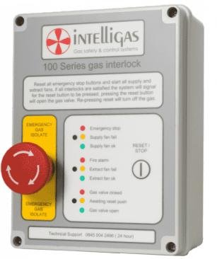 emergency electrician for gas interlock system
