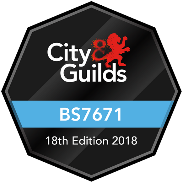 emergency electrician BS 7671 18th edition 2018 city and guilds