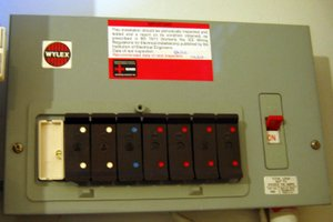 old unsafe fusebox