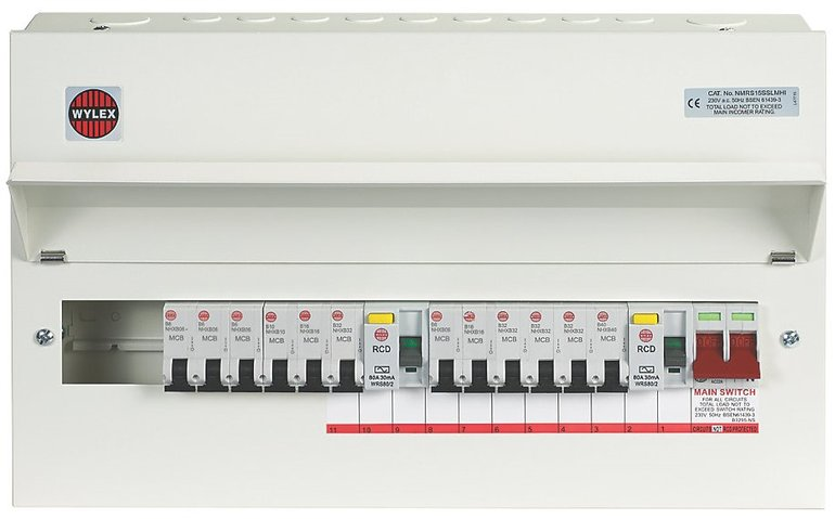 emergency electrician for consumer box